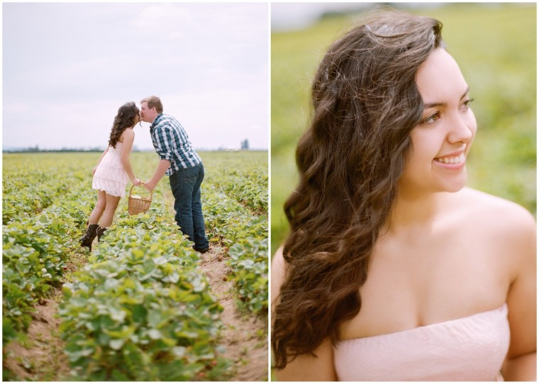 Skagit Valley engagement photography