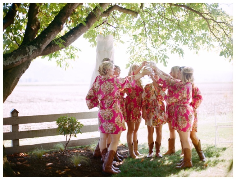Mt Vernon WA Wedding